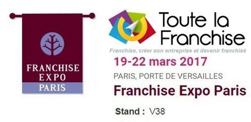 News canal franchise franchise expo paris 2017 bchef for Salon de la franchise paris 2017